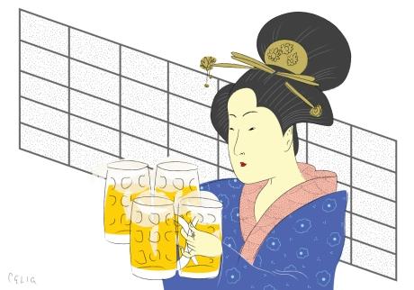 geishabrau